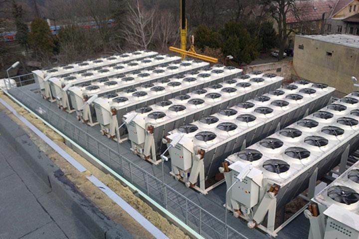 smaltimento e trasporto rifiuti per settore climatizzazione